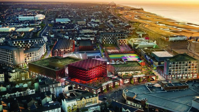 £300m Blackpool Plans Approved